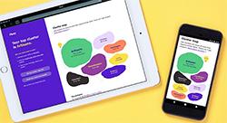 screen design of pivot application