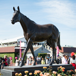 Statue of Phar Lap
